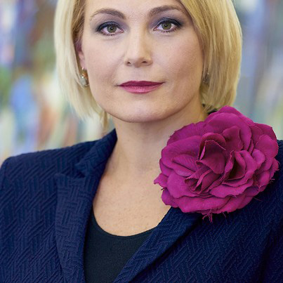 Amelia Hodge